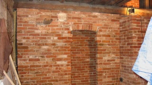 Renoverings af gammel stalbygning